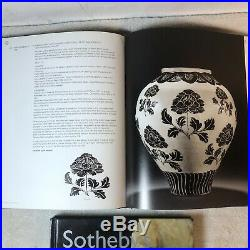 3 Sotheby Chinese Auction Catalogs Imperial Pursuits Porcelain Toguri Collection