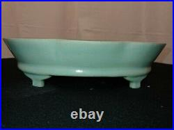 Ancient Chinese Porcelain Imperial Song Ru Ware JIA  Brush Washer