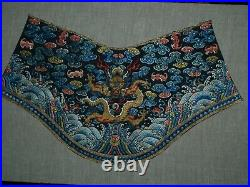 Antique Chinese Imperial Ladies Horse Shoe Cuffs Nineteenth Century