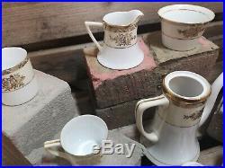 Antique Noritake Royal Crockery VERY RARE Tea Set / Chinese Tea