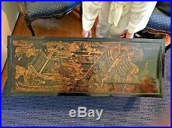 Chinese Lowith Coffee Table, 19th Century EMPEROR WEN OF SUI IMPERIAL COURT 600 AD