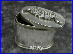 Imperial Chinese Silver Seal c1860