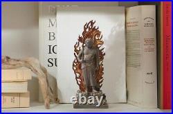 Ism TanaCOCORO Palm Fudo Myo Royal Statue Buddha Statue 99