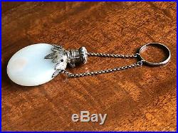 Princess Margaret Royal Provenance Christies Chinese Silver Snuff Bottle Pendant