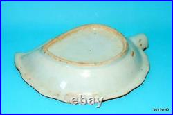 Wonderful Antique Imperial Chinese Porcelain Canton Rose Medallion Rare Dish